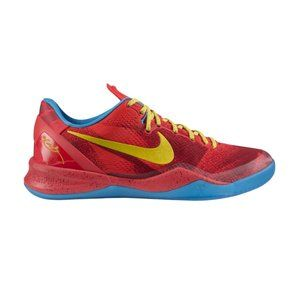 Nike Kobe 8 Year of the Horse   Red / Gold / Blue
